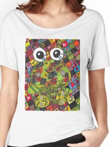 Froggie Women's Relaxed Fit T-Shirt