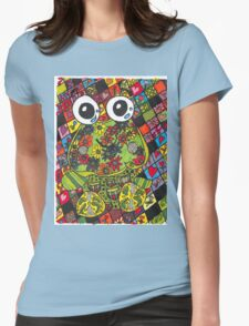 Froggie Womens Fitted T-Shirt