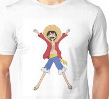 Luffy Adventure Time Unisex T-Shirt