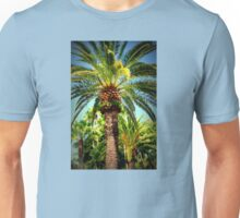 Palm Trees In Key West Florida Unisex T-Shirt