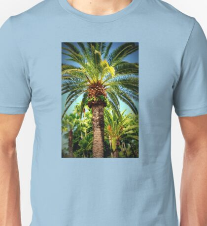 Palm Trees In Key West Florida Unisex T-Shirt