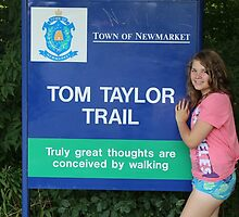 Tom Taylor Trail - Newmarket by Jeanette Muhr