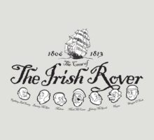 Crew of the Irish Rover by Rob Stephens