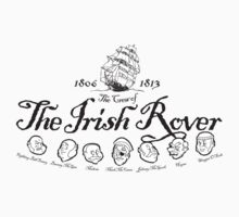 Crew of the Irish Rover Kids Clothes