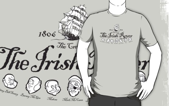 Crew of the Irish Rover by satansbrand