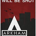 Arkham City Propaganda by Titch-IX