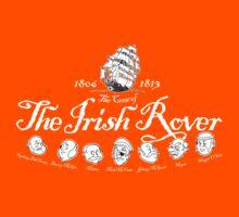 Crew of the Irish Rover Dark shirt Kids Clothes