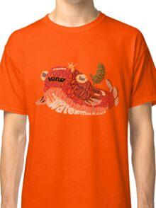 Troupple King Typography Classic T-Shirt