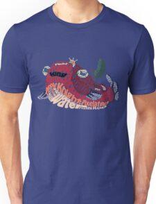 Troupple King Typography Unisex T-Shirt