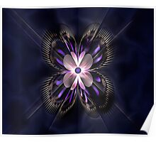 Butterfly Curves Poster