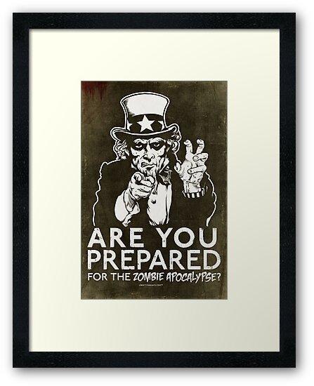 Zombie Apocalypse  by LibertyManiacs