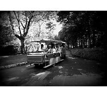 Park Train Photographic Print