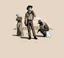 Stone-Cold Western Unisex T-Shirt
