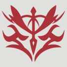 Fate Zero Command Spell Symbol - Lancer by Tomer Abadi