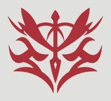 Fate Zero Command Spell Symbol - Lancer by Tomer Abadi