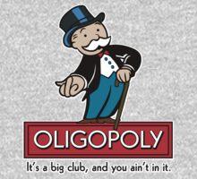 Oligopoly by LibertyManiacs