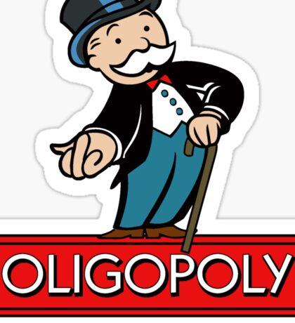 Oligopoly Sticker