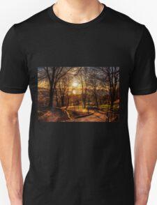 The Golden Hour Unisex T-Shirt