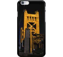 Tower Bridge, Sacramento iPhone Case/Skin