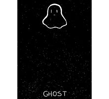 Ghost Photographic Print