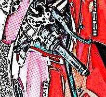 Ducati Panigale by artguy24