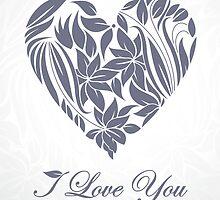 I love you by Nataliia-Ku