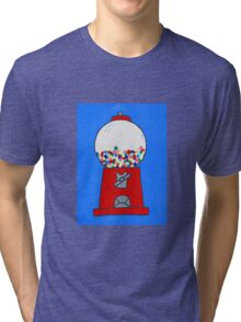 Gumball machine Tri-blend T-Shirt