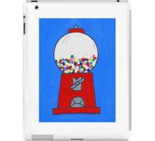 Gumball machine iPad Case/Skin