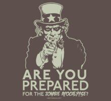 Zombie Apocalypse Kids Clothes