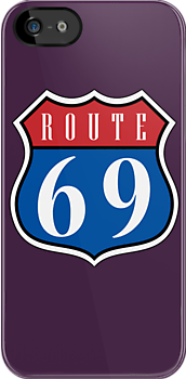 ROUTE 69 by GraceMostrens