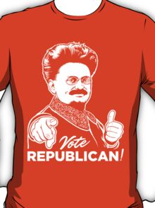 Trotsky Vote Republican T-Shirt
