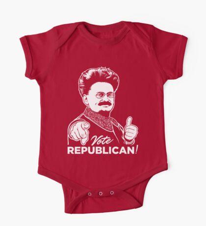 Trotsky Vote Republican Kids Clothes