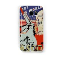MEGASCOPE Samsung Galaxy Case/Skin