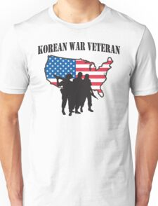 Korean War Veteran T-Shirt Unisex T-Shirt