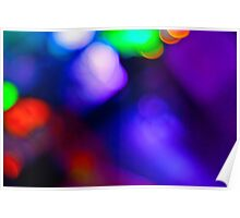 Abstract #14 - Light Squares Poster