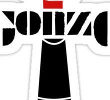 GonzoVSGonzo Sticker