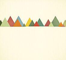 Mountain Range by Cassia