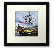 Grand Turk Whitby 2006 Framed Print