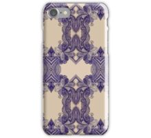 willow henna  iPhone Case/Skin