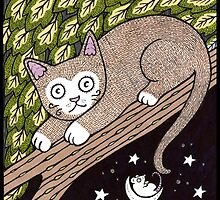 The Mouse on the Moon by Anita Inverarity