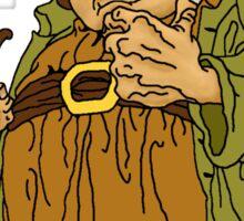 Bilbo Baggins Sticker