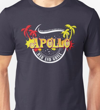LOST - Apollo Bar and Grill Unisex T-Shirt