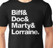 Back to the Future II Marty & Doc Unisex T-Shirt