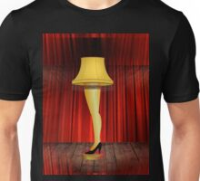 a christmas story leg lamp Unisex T-Shirt