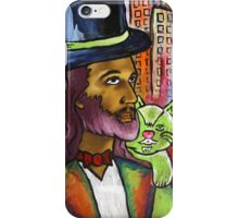 Jesus is Pimps iPhone Case/Skin