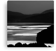 Queens View - The Moonlight Wind Canvas Print