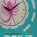 Drive - Minimalist Movie Poster by minimalistmovie