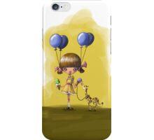 Mini Giraffe iPhone Case/Skin
