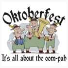 Funny Oktoberfest T-Shirt by HolidayT-Shirts