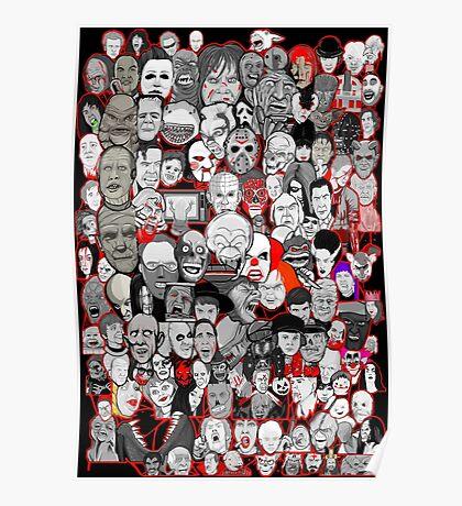 Titans of Horror Poster